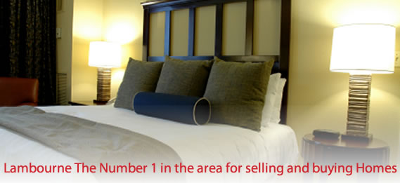 Lambourne the number 1 in the area for selling and buying homes
